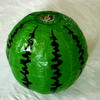 """Washi """"Watermeloen"""" ballon Ø42cm image"""