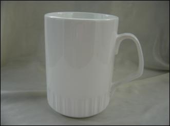Porseleinen koffiemok 7.2x7.2x10.2cm - Compleet naar eigen wens image