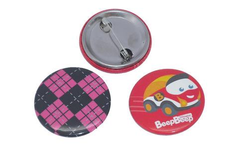 Metalen button met eigen ontwerp 30mm image