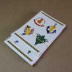 Tijdelijke tatoeage A6 formaat (105 x 148 mm) met uw eigen ontwerp image