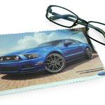 Microvezel brillendoekje 12x12cm met uw bedrukking image