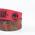 Extra brede siliconen polsbandjes (25mm  / 1 inch), compleet naar wens image