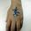 Plak tattoo van 50x50mm met uw eigen bedrukking image